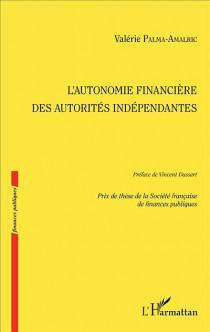 Autonomie financière des autorités indépendantes