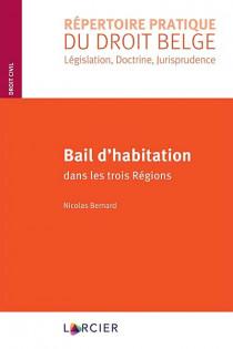 Bail d'habitation dans les trois régions