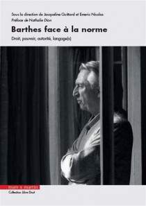 Barthes face à la norme