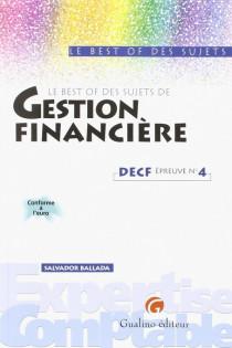Best of des sujets de gestion financière