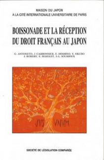 Boissonade et la réception du droit français au Japon