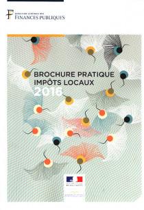 Brochure pratique impôts locaux 2016
