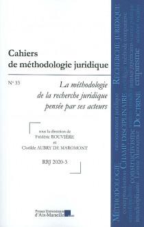 Cahiers de méthodologie juridique N°33