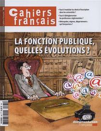 Cahiers français, janvier-février 2015 N°384