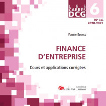 [EBOOK] DCG 6 - Finance d'entreprise