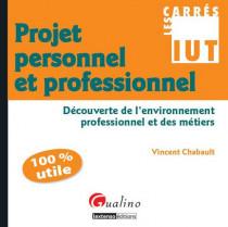 Carrés IUT Projet personnel et professionnel