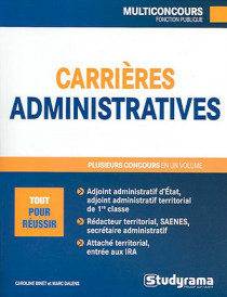Carrières administratives