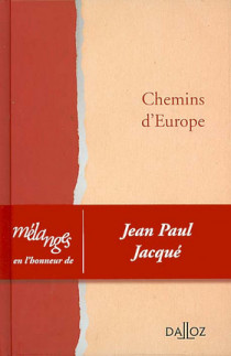 Chemins d'Europe