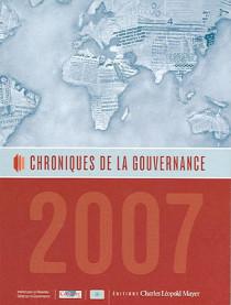 Chroniques de la gouvernance 2007