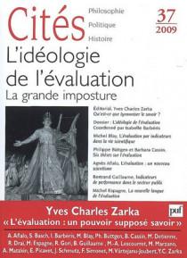 Cités, 2009 N°37