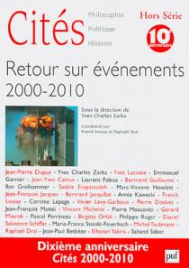 Cités, 2010 hors-série 10e anniversaire