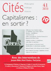 Cités, 2010 N°41
