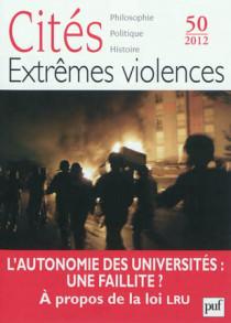 Cités, 2012 N°50
