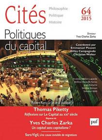 Cités, 2015 N°64