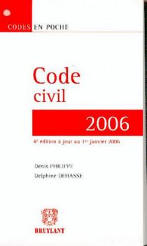 Code civil 2006