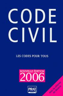 Code civil - Edition 2006