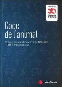 Code de l'animal 2019