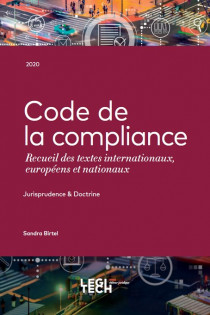 Code de la compliance