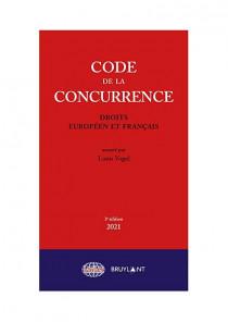 Code de la concurrence 2021