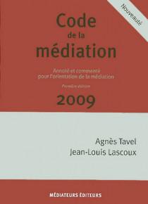 Code de la médiation 2009