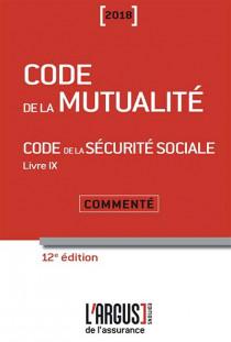 Code de la mutualité 2018