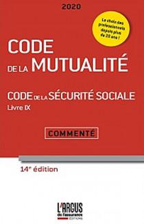 Code de la mutualité 2020