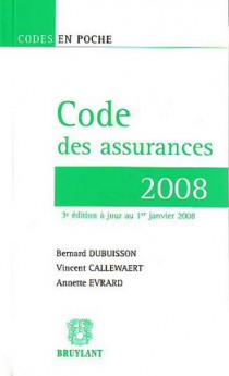 Code des Assurances 2008