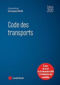 Code des transports - Édition 2020