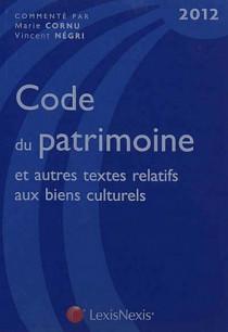 Code du patrimoine 2012