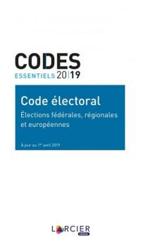 Code électoral 2019