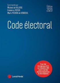 Code électoral - Édition 2020