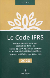 Le code IFRS 2020