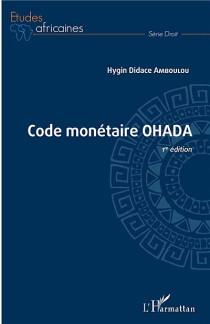 Code monétaire OHADA