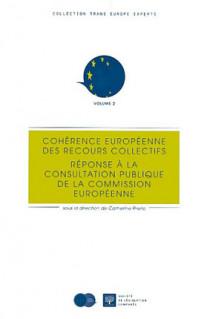 Cohérence européenne des recours collectifs N°2