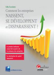 [EBOOK] Comment les entreprises naissent, se développent et disparaissent ?