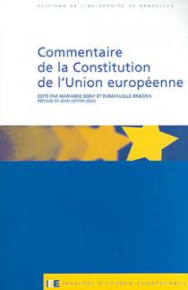 Commentaire de la Constitution de l'Union européenne