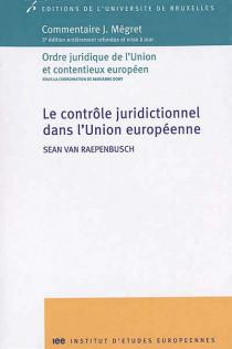 Commentaire J. Mégret : le contrôle juridictionnel dans l'Union européenne