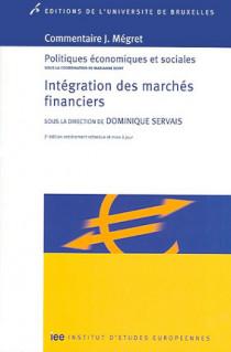 Commentaire J. Mégret : politiques économiques et sociales