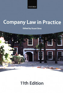 Company Law in Practice