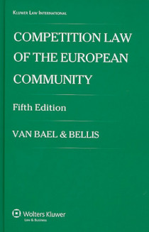 Competition Law of the European Community