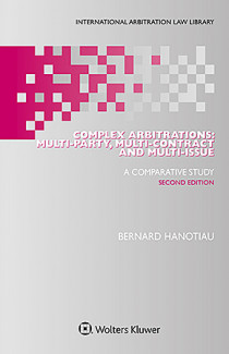 Complex Arbitrations: Multi-party, Multi-contract and Multi-issue