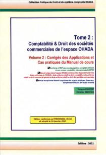Comptabilité & Droit des sociétés commerciales de l'espace OHADA - Édition 2021
