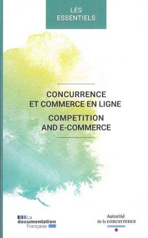 Concurrence et commerce en ligne - Competition and e-commerce
