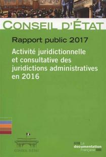 Conseil d'Etat : rapport public 2017
