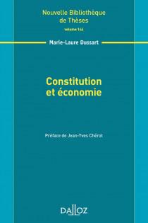 Constitution et économie