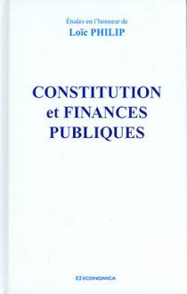 Constitution et finances publiques