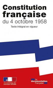 Constitution française du 4 octobre 1958
