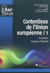 Contentieux de l'Union européenne / 1
