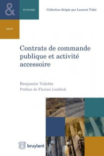 Contrats de commande publique et activité accessoire