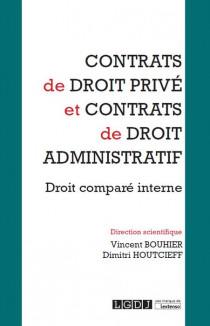 [EBOOK] Contrats de droit privé et contrats de droit administratif